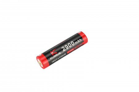 BATTERI KLARUS 18650 USB LOW TEMPERATURE 2900 MAH